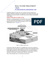 Industrial water treatment.docx