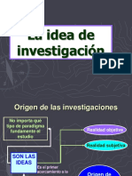 02 La Idea de Investigacion