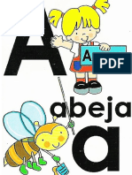 Abecedario Mayus y Minus