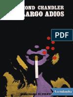 El largo adios - Raymond Chandler.pdf
