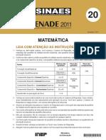 ENADE MATEMATICA_2011.pdf