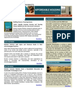 MIM Affordable Housing Newsletter August 2010