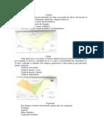 Mapas de Alagoas