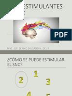 2.1 Neuroestimulantes Del Snc (Salgado)