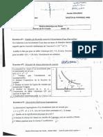 Énon Examen 2015 -1-