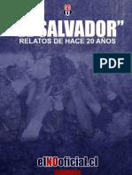 ElNoOficial.cl - El Salvador Relato de Hace 20 Anos
