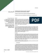 Cuidadores de crianças com câncer - aspectos da vida afetados pela atividade de cuidador.pdf