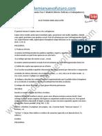 Examen Latin Selectividad Junio 2016 Opciones a B Enunciado