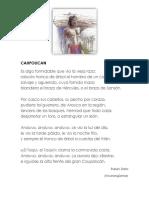 LECTURA COMPRENSIVA-CAUPOLICAN