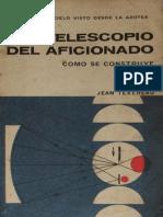 El Telescopio del Aficionado_ C - Jean Texereau.pdf