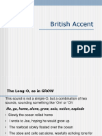 British Accent .ppt