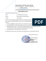 Surat Pernyataan Direktur