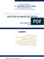 GBD - clase 1
