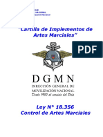 Cartilla de Implementos 2014