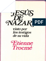 Trocme Etienne - Jesus De Nazaret Visto Por Los Testigos De Su Vida.pdf