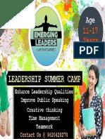 Summer Camp ILA