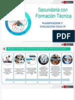 Presentación Secundaria Técnica Ciclo VI
