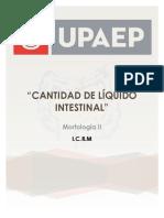 Circulacion de líquido peritoneal