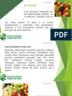 Las Frutas y Fisiologia