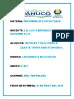 Unidad 4.- Desarrollo Sustentable