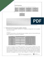 Elaboración de Una Distribución de Frecuencias