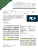Bacteria Asintomática Error Dx en Urgencias - UniBarcelona 2018