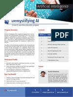 Artificial Intelligence Training - Leadership Development Program