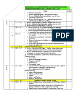Detailed Scheme of Work Form 6
