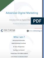 Digital Marketing Ppt 160323042320
