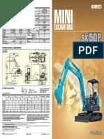 Mini Excavator Sk50p Ykv7qaas