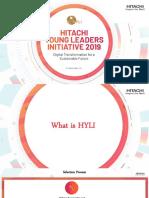 HYLI 2019 Information Slides