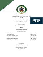 Mantenimiento Industrial IO Final -Converted