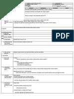 Cot Dlp Scie6 q4 for Teachers