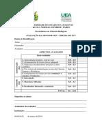 Ficha TCC -2019 Avaliação Banca