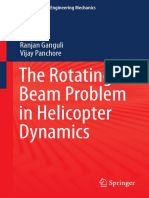 (Foundations of Engineering Mechanics) Ranjan Ganguli,Vijay Panchore (auth.) -  The Rotating Beam Problem in Helicopter Dynamics-Springer Singapore (2018).pdf