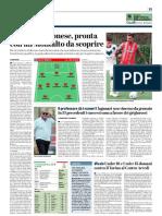 La Provincia Di Cremona 16-03-2019 - Serie B