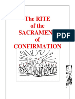 The Rite of Confirmation