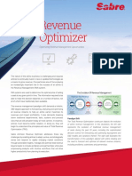 Revenue Optimizer CAPA