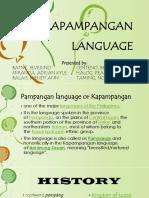 Kapampangan Language