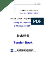 Cataloge Cẩu Tháp L125-10F