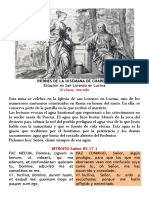 Viernes de la III Semana de Cuaresma. Folleto PDF