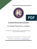 Border Patrol Amnesty Report 2005