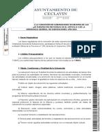 Ayuntamiento de Ceclavín - Subvenciones Asociaciones 2019