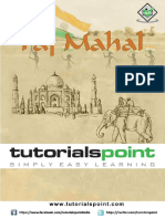 Taj Mahal Tutorial