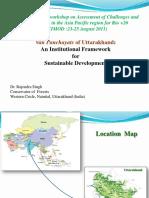 Rajendra Singh Bisht - Van Panchayatsof Uttarakhand, An Institutional Framework for Sustainable Development (1)