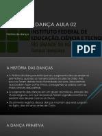 Ensino Da Dança Aula 02