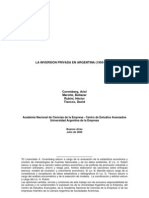0712 in Version en Argentina1950-2000informe Final