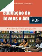 Educacao de Jovens e Adultos Principios e Praticas Pedagogicas