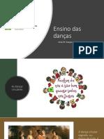 Ensino Da Dança Aula 03