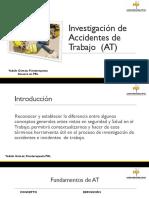 1. Introduciòn Investigación de Accidentes de Trabajo (at)
